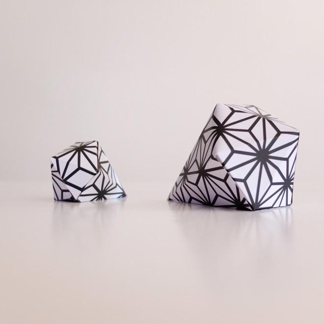 DIY diams de papier