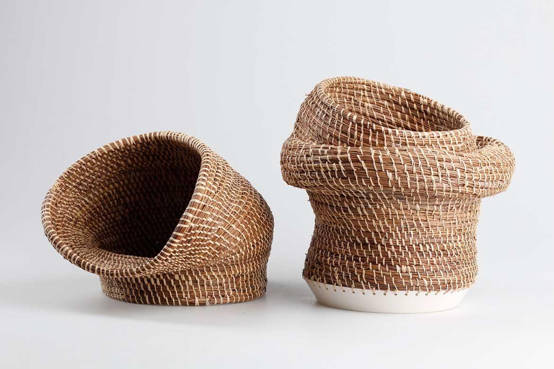 © Caruma Vase by Eneida Tavares