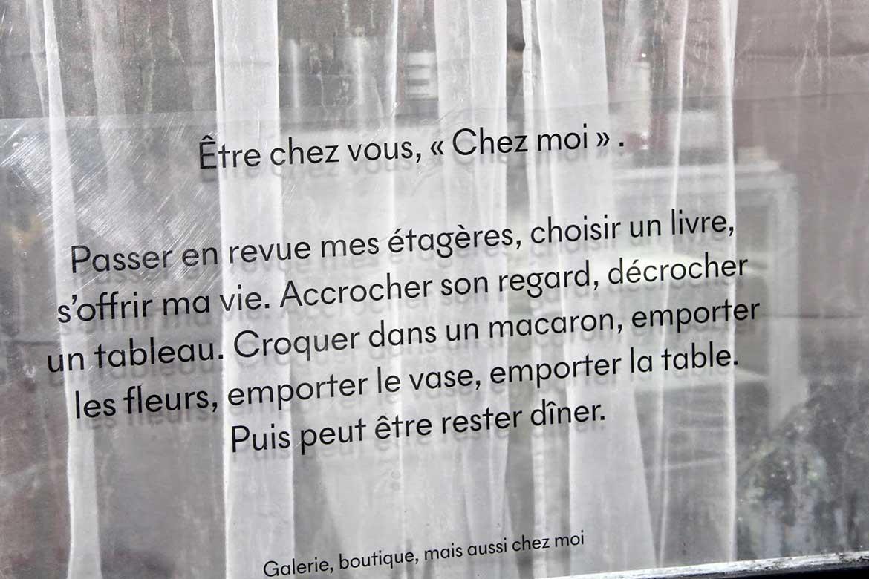 © Chez-Moi-Paris by Camille et les garçons pour SAY WHO