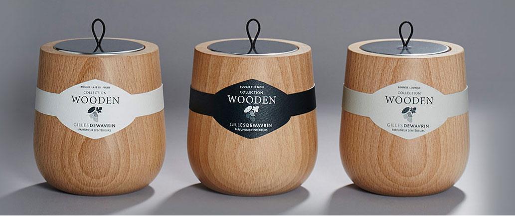 © Wooden by Antoine Phelouzat pour Gilles Dewavrin
