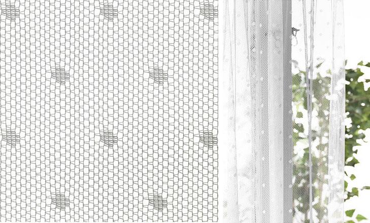 © Ikea - tissu Sunrid