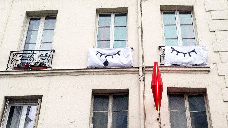 Paris - 11e - 147 rue du Faubourg Saint-Antoine