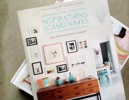 Inspirations scandinaves - Carine Keyvan & Anne-Sophie Michat - Eyrolles