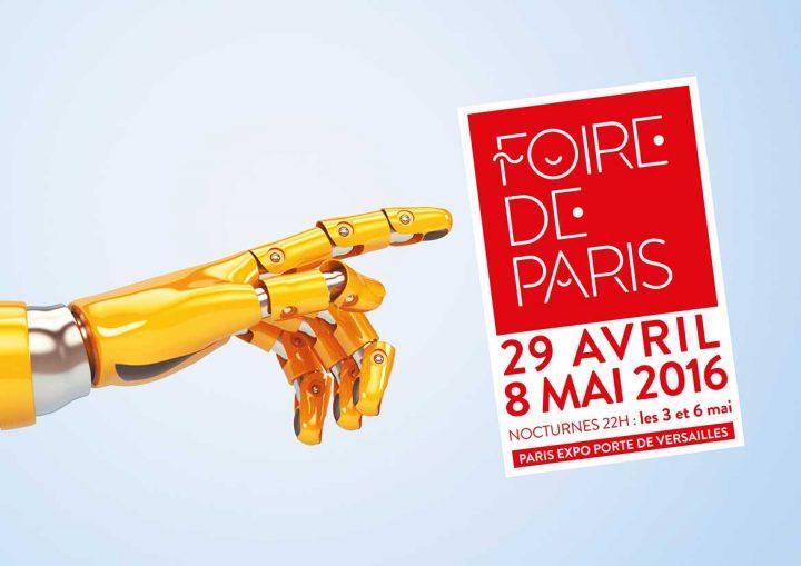 Les rendez-vous de la Foire de Paris