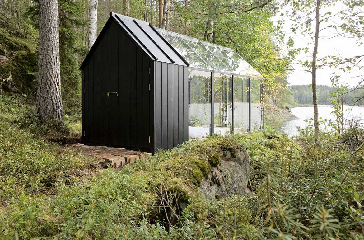 © Garden Shed by Avanto Architects Ltd and Linda Bergroth