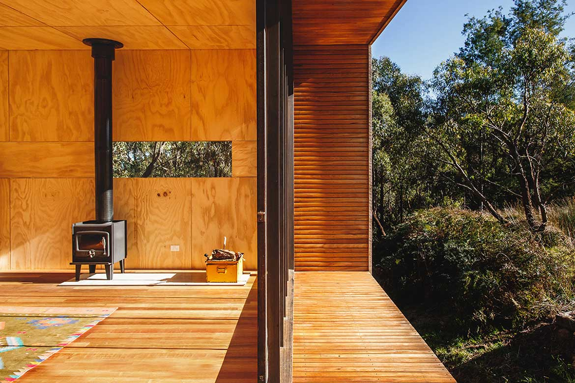© Pump House by Branch Studio Architects