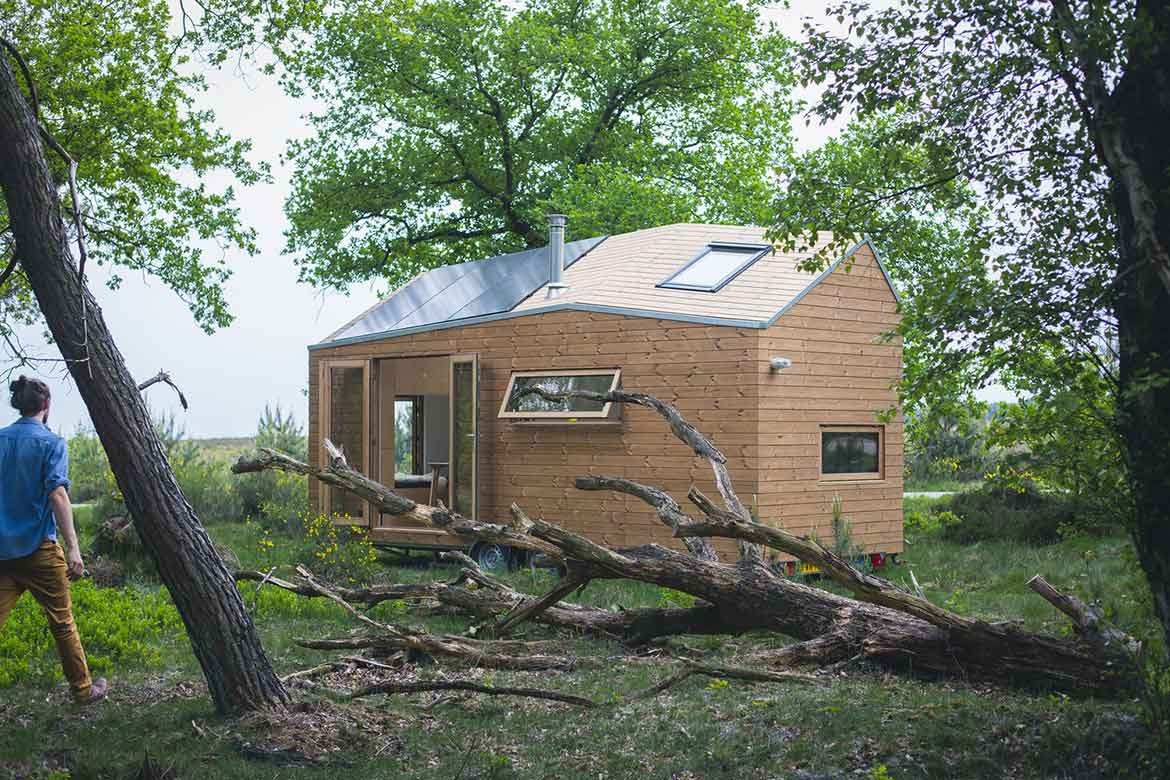 © Tiny House by Walden Studio