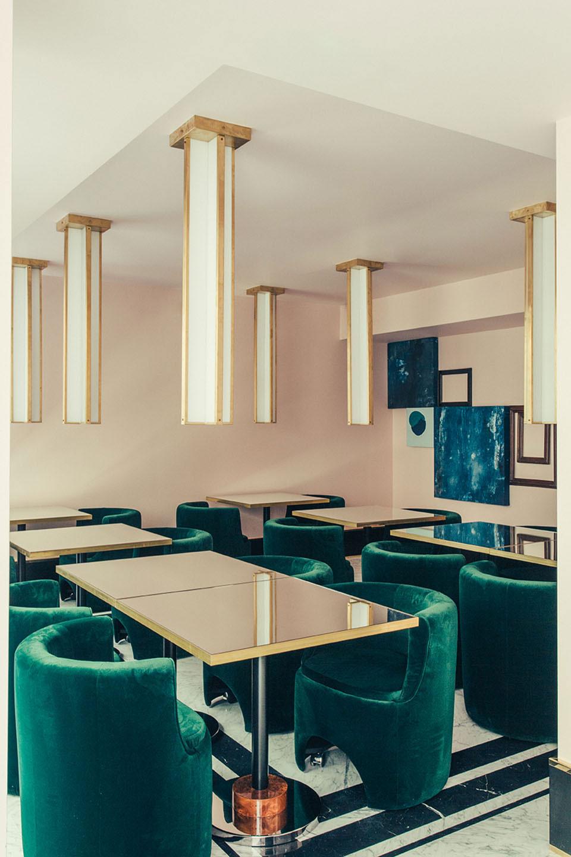 © Hôtel Saint-Marc