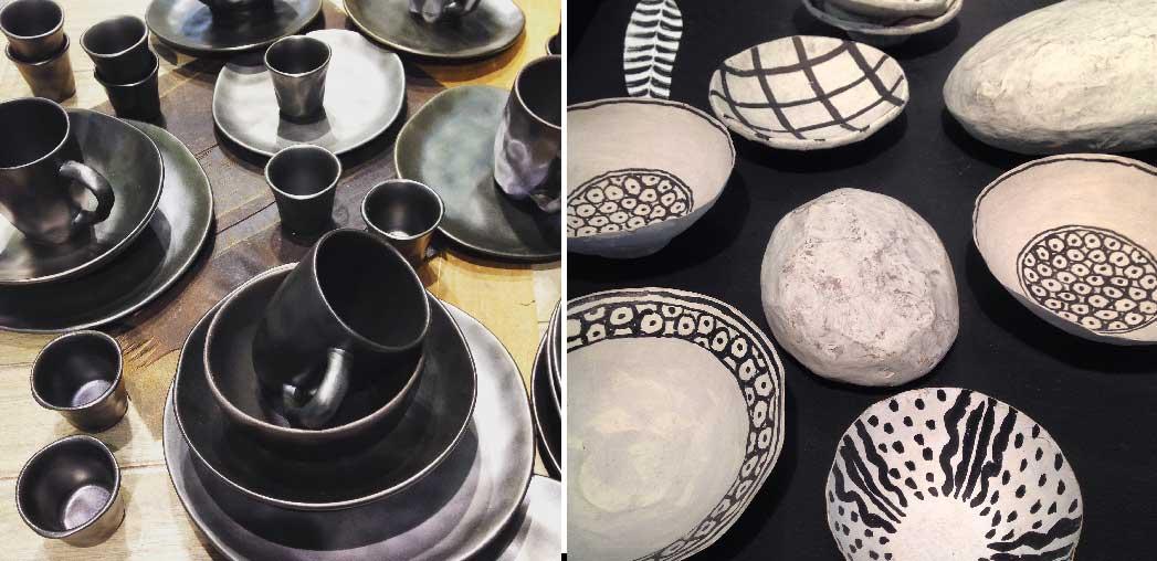 Keramika / Isabelle de Borchgrave pour Serax