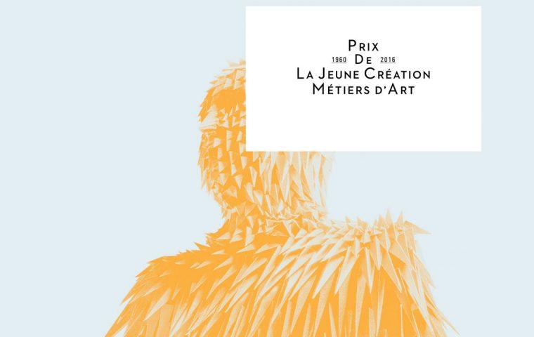 Prix de la Jeune Création Métiers d'Art 2016
