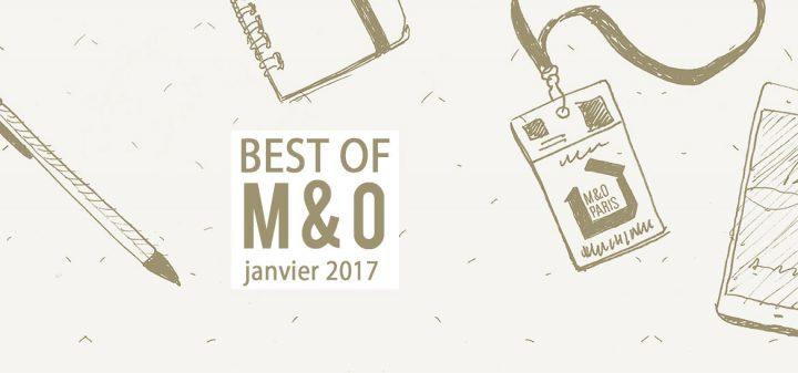 Best of Maison & Objet de janvier 2017