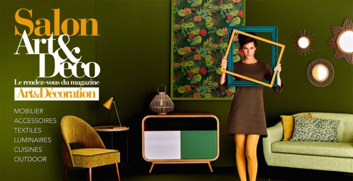 Le Salon Art & Déco débute demain à Paris