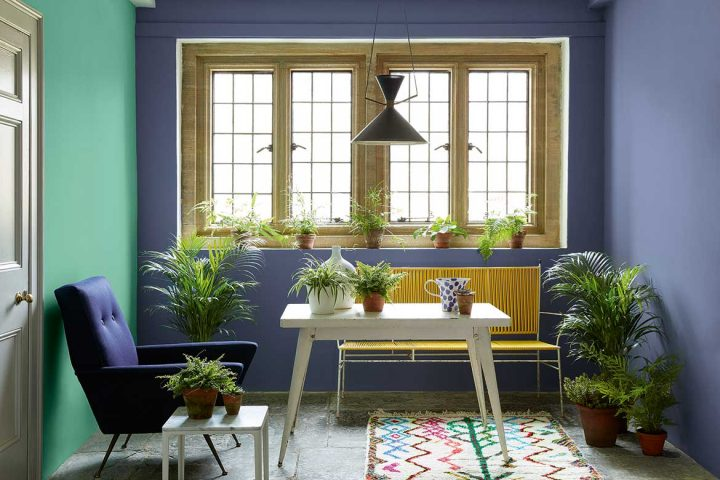 Colours of England, le nouveau nuancier Little Greene