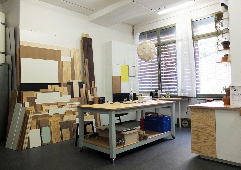 Misc - Dans l'atelier de Dominique et Romain