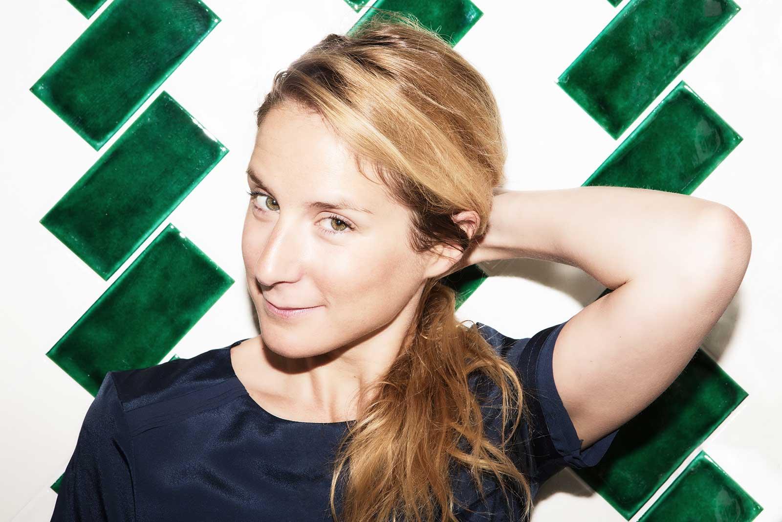Dorothée Meilichzon @ Theodora Richter