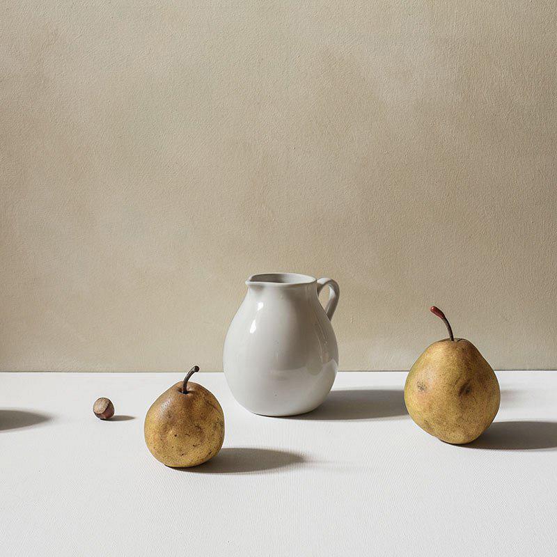 © Thierry Genay - Beige et blanc II
