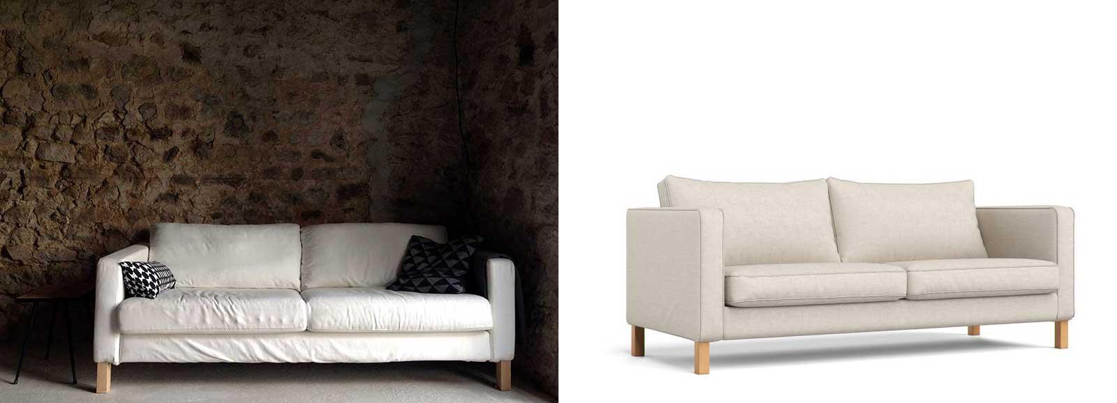 Misc Webzine - Canapé IKEA Hack