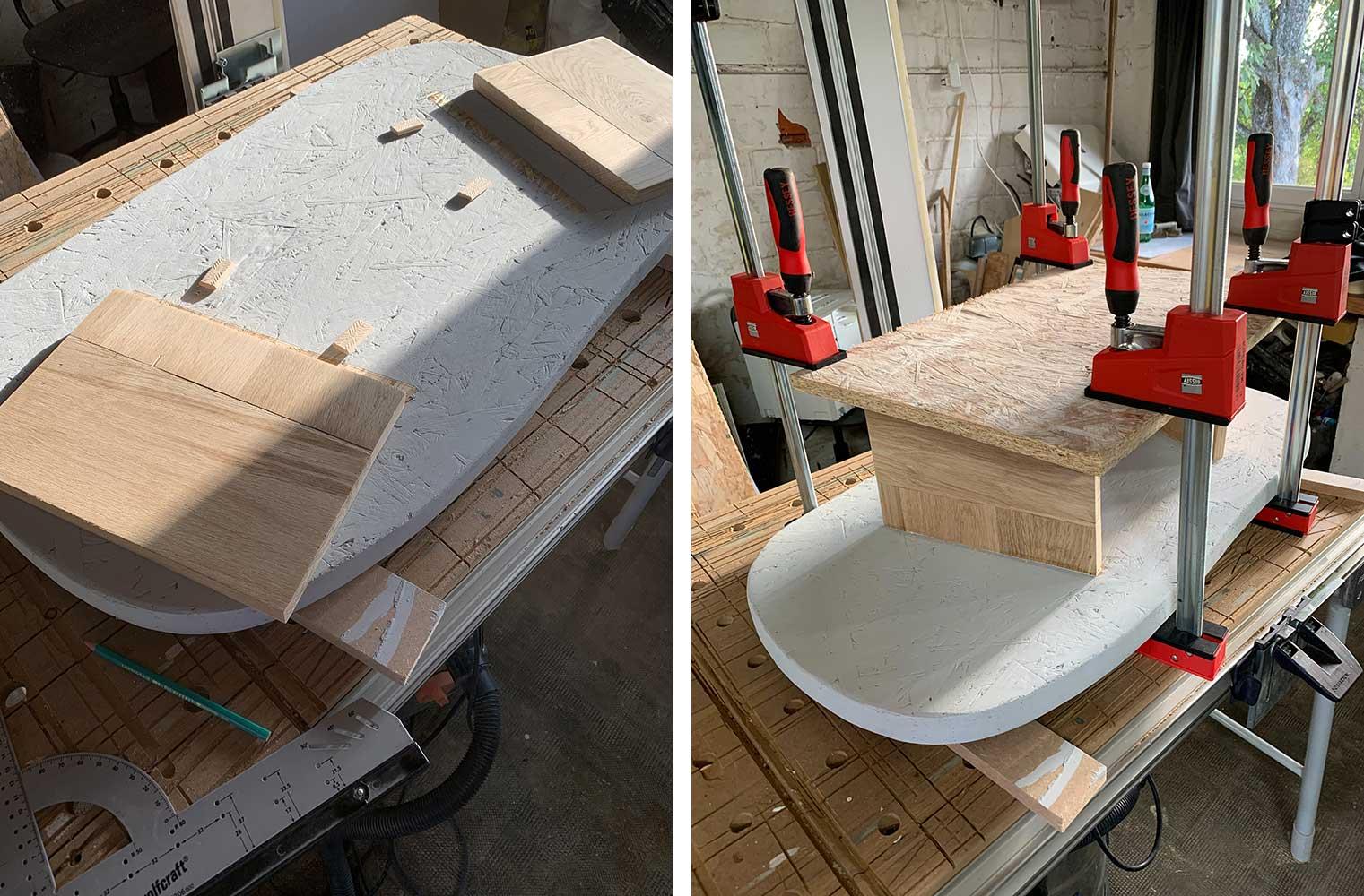 Misc Webzine - DIY table basse