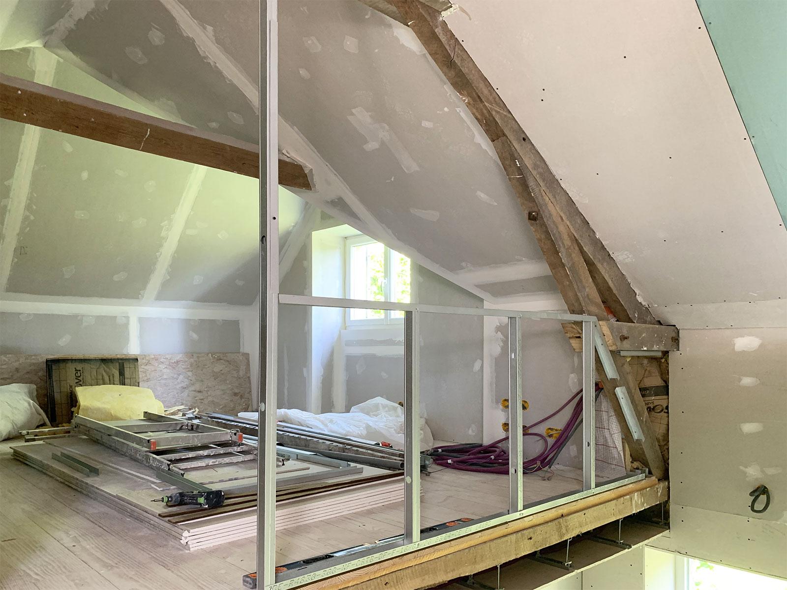 Misc Webzine - Travaux Rénovation Etage Dreamhouse