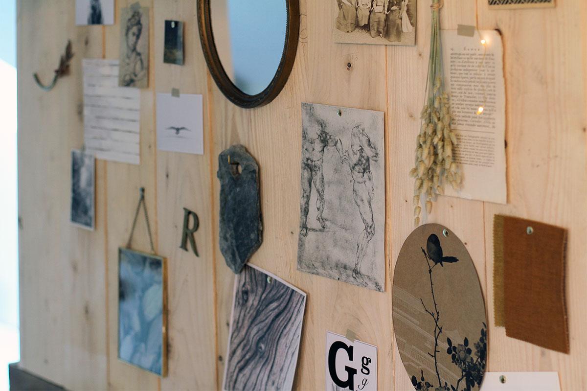 Misc Webzine - DIY Cloison Bois de Coffrage